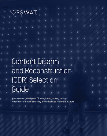 Content Disarm and Reconstruction (CDR) Selection Guide-1