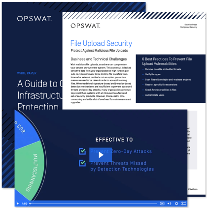 Thumbnail-File Upload Security Kit